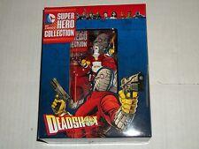 Eaglemoss DC Super Hero Collection DEADSHOT Best Of Figure