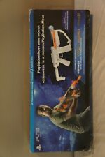 Sharp Shooter Sony Playstation 3 Move Light Gun PS3 Controller Accessory