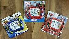 Avengers, Cars, or Toy Story Magnetic Mini Drawing Boards