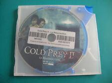 DVD  boitier slim COLD PREY 2 (b6)