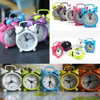 Creative Cute Mini Metal Small Alarm Clock Electronic Small Alarm Clock Newly