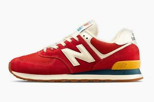 Shoes New Balance ML574 Man Woman Nb Leather Shoes Ages Ead Eae 42 43 44 45 46