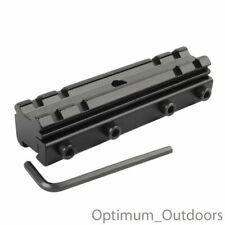30mm basso profilo Rifle Scope Mounts FIT 20MM WEAVER ferroviario RIFLESCOPE Anello MOUNTS