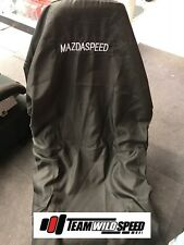 Mazdaspeed Throw Over Seat Cover Mazda RX7 MPS FD3S FC3S RX3 RX2 CX9 CX7 RX8 R10