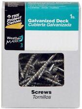Hillman 47354 Galvanized Dual Torq Deck Screw, 10 X 3-1/2-Inch 60 Pack/screws