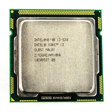 Intel Core i3-530 SLBX7 Dual Core 2.93GHz 2.50GT/s DMI 4MB L3 Socket LGA1156