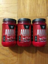 New BSN Amino X - Endurance & Recovery 3 pack 90 Servings Exp. 10/2020