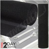 "Tool Box Slip Select Grip Lining Pad Drawer Shelf Foam Rubber Mat Roll 23""x 86in"