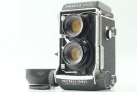 【MINT】 Mamiya C220 Pro 6x6 TLR Film Camera w/ Sekor 80mm f/3.7 Lens From Japan