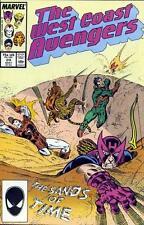 West Coast Avengers (1985-1994) #20