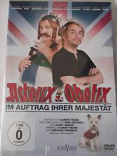 Asterix und Obelix - Im Auftrag Ihrer Majestät - Gerard Depardieu bei den Briten