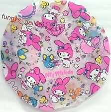 My Melody Plastic Shower Cap Bath Hat for Kid Adult Girl Children