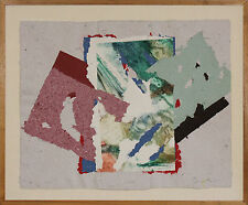 Signed Mixed Media By American Artist JOANNE BRUNO, 1982