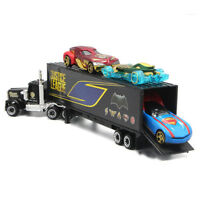 7PCS Justice League Theme Truck & Car Model Alloy Diecast Toy Vehicle BirthDay