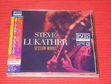 STEVE LUKATHER ( TOTO ) SESSION WORKS   JAPAN BSCD2 Blu-spec CD 2