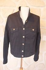 Veste en jeans terracota neuve de marque DIPLODOCUS taille 40 étiqueté à 149€