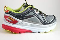 Women's Hoka One One Constant 1007852 Grey/Paradise Pink/Citrus Brand New In Box