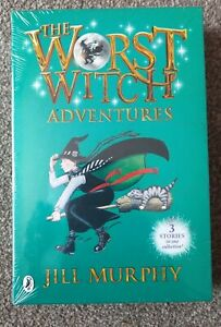 The Worst Witch Adventures .3 Book Set. (New & Sealed)