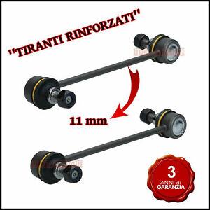 Tiranti Biellette Barra Stabilizzatrice Rinforzati Fiat 500L dal 2010>