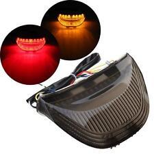 LED Turn Signal Brake Tail Light For Honda CBR600RR 2003-2006 CBR1000RR 04 05 07