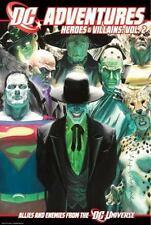DC Adventures Heroes and Villains Vol 2 Darren Bulmer, Leon Chang, Walt Ciechan