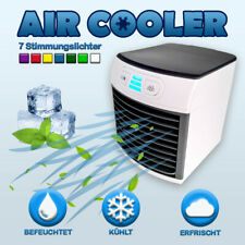 Mini Air Cooler Klimagerät Mobile Klimaanlage Klima Luftbefeuchter Ventilator