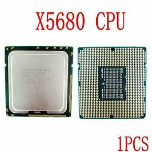 Intel Xeon X5680 SLBV5 3.33GHZ 12Mo 6.4GT/s LGA 1366/Socket B Six-Core CPU FR