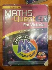 Jacaranda Level 6 Maths Quest 9 2nd Edition 10