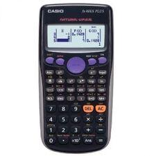 CASIO FX 82ES FX82ES FX-82ES Plus Scientific BK BLACK Brand NEW genuine Casio