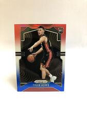 Tyler Herro Prizm #259 rot weiß blau Panini Rookie RC Miami Heat