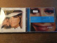 Hildegard Knef [2 CD Alben] Für Mich Soll's Rote Rosen Regnen + Reform Songs