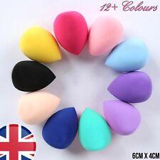 Make up Blender Teardrop Beauty Sponge Foundation Concealer Application Big Pink
