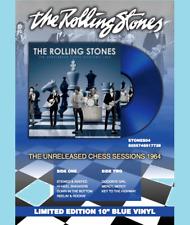 Rolling Stones-sesiones de ajedrez inédito 1964 (Azul 10 in (approx. 25.40 cm) Vinilo) Raro Nuevo Reino Unido