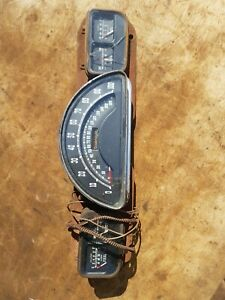 Sunbeam Talbot Speedometer 80 90 gauges dashboard special rat rod custom
