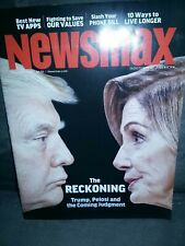 Newsmax Magazine Dec 2019- Independent American Articles-Trump-Pelosi-Government