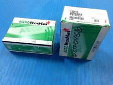 LOT OF 2 NEW ASCO RED HAT 220913 VALVE REPAIR KITS (H7)