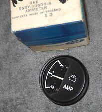 1975 1976 Ford Mercury Capri NOS ORIGINAL DASH AMMETER AMP GAUGE