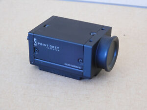 Point Grey Grasshopper GRAS-50S5M-C Monochrome SONY ICX625 Camera 5MP 1394b FLIR