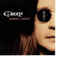 Ozzy Osbourne, Under Cover; Promo Sticker