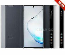 Samsung Original Galaxy Note10 Case, S-View Flip Cover, US Version with Warranty