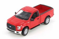 2015 FORD F-150 REGULAR CAB PICK UP WELLY 24063WR 1/24 DIECAST CAR