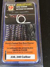 Hoppe's Boresnake .338 .340 Caliber  Bore Snake Bore Cleaner Clearance !!