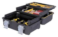 Stanley FMST18001 Tool Cantilever Portable Box |  2 Drawers (Black) 18 in.
