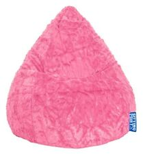 Sitting-point By Magma-heimtex Sitzsack Mh28260-52 Fluffy L Pink