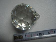 boule de lustre sphérique à facettes  (réf D3)