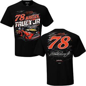 Martin Truex Nascar # 78  Torque 2 Spot Black Short Sleeve T-Shirt   2018  Large