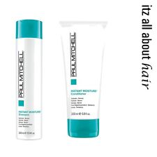 Paul Mitchell INSTANT MOISTURE Hydrate Revives Shampoo & Conditioner Duo