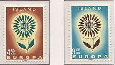 Europa CEPT 1964 IJsland 385-386 - MNH Postfris