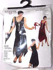 Size Small Women's Stretch Velvet Wine Dress Costume Cosplay Halloween Sexy