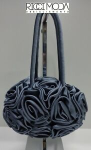 96 Bag Backpack Shopper Handbag Bag Shoulder Strap Clutch Bag Grey 9600770021